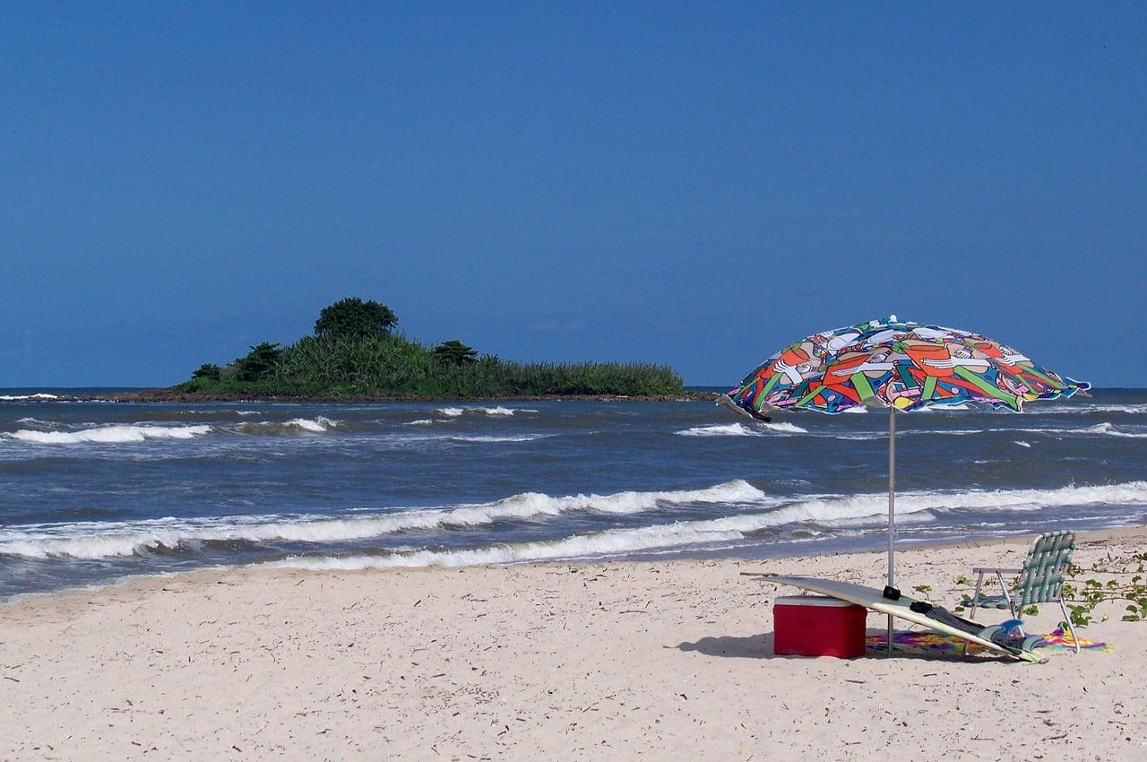 Praias do Paraná Guaratuba