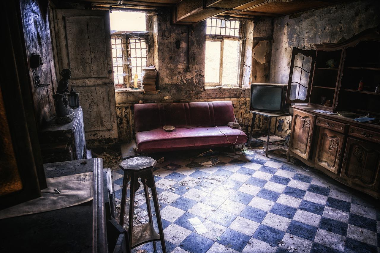 lugares abandonados guerra mundial