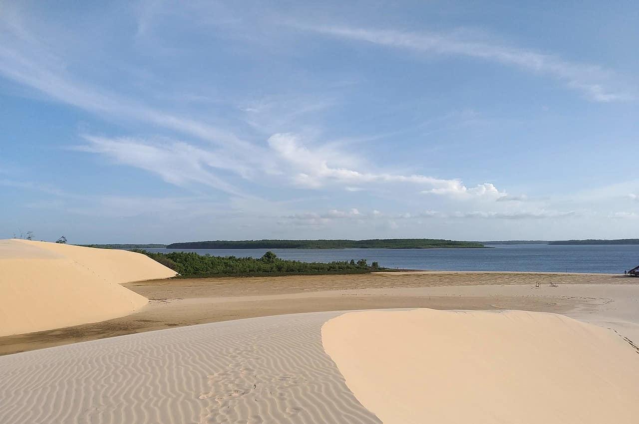ilhas brasileiras piauí
