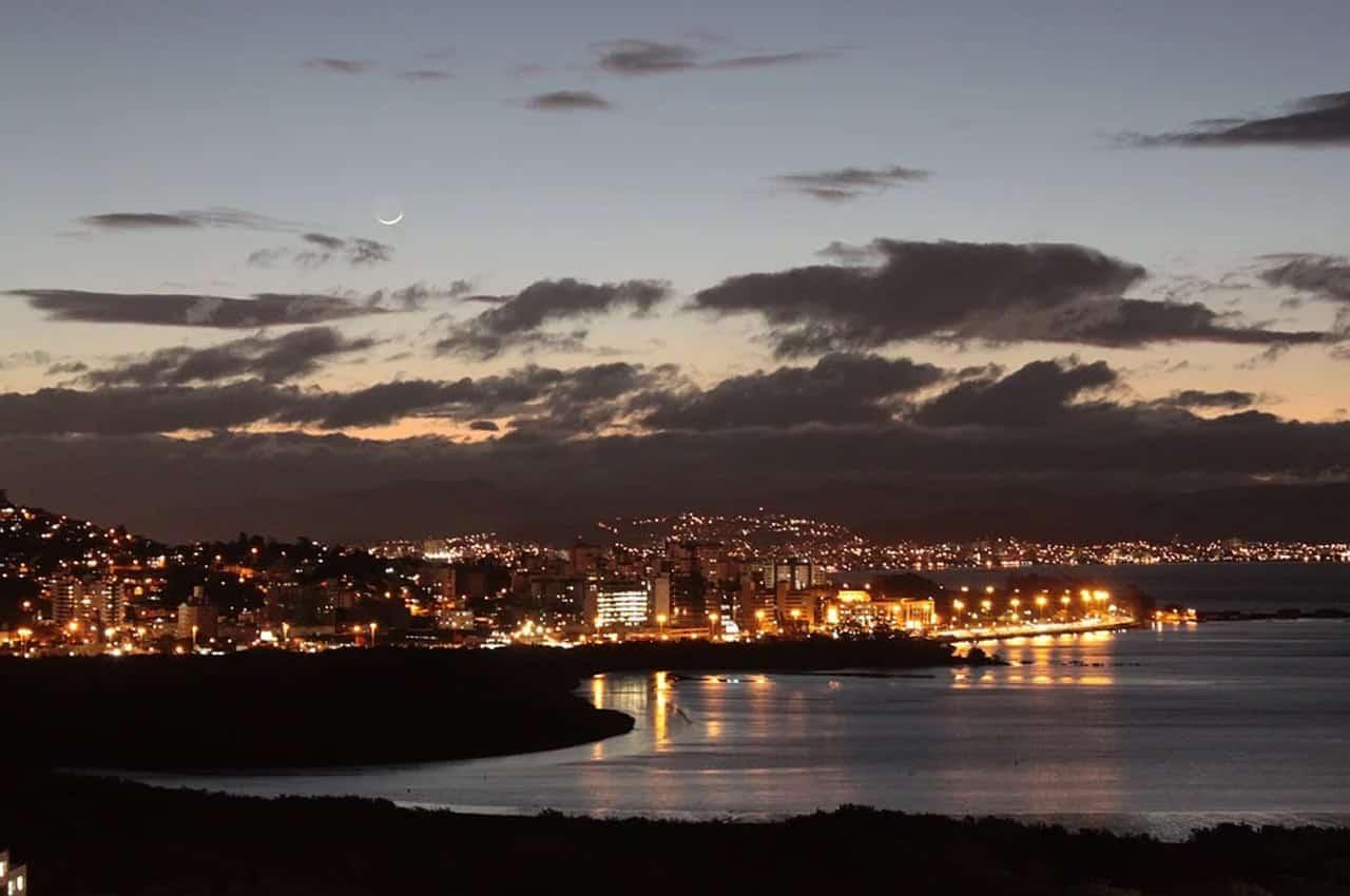Florianópolis é uma ilha