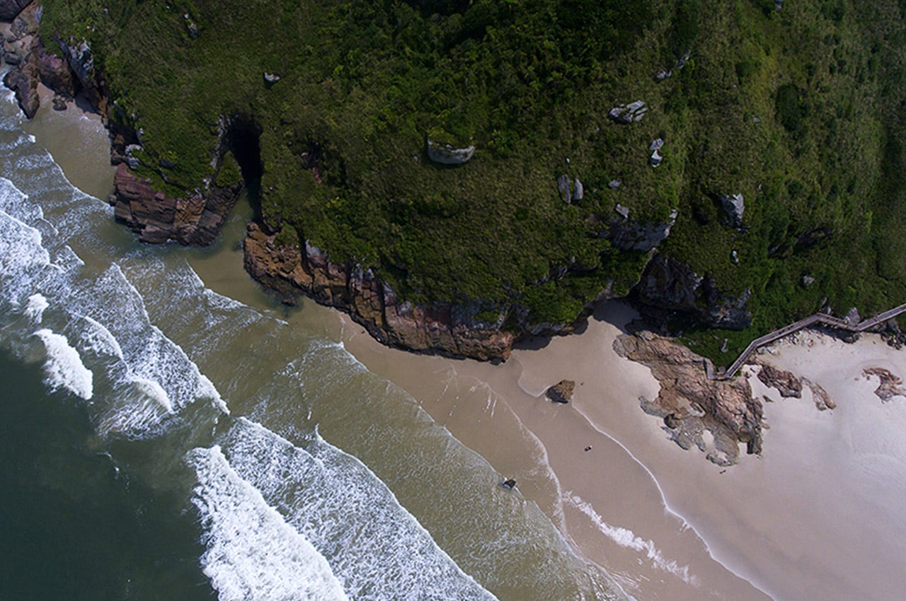 Encantadas Ilha do Mel