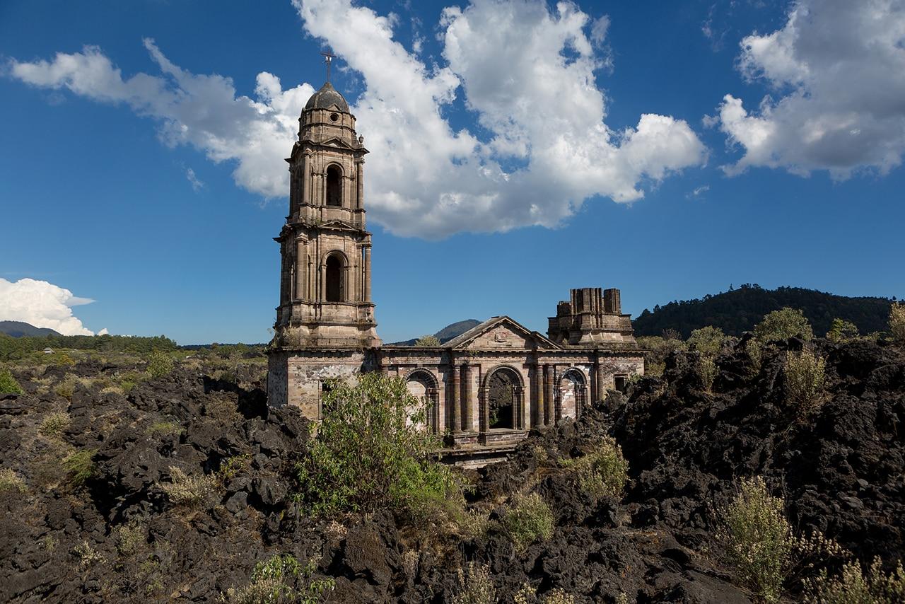 igrejas abandonadas no mexico