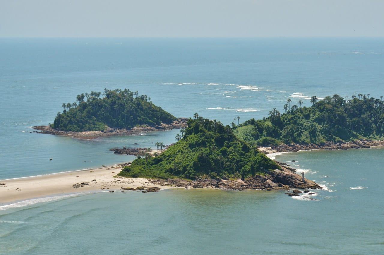 ilhas do Paraná