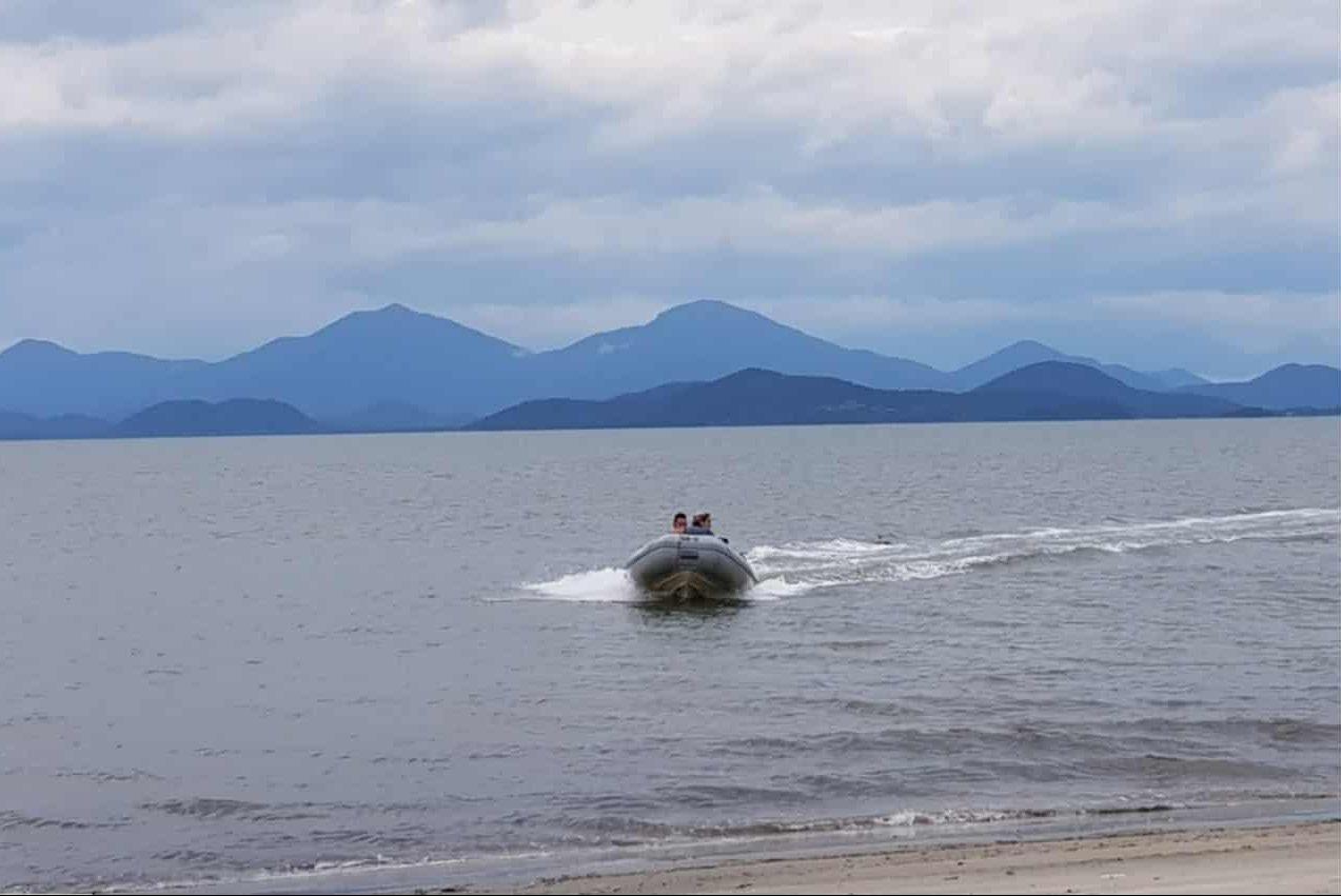 Ilha da Peças Paraná