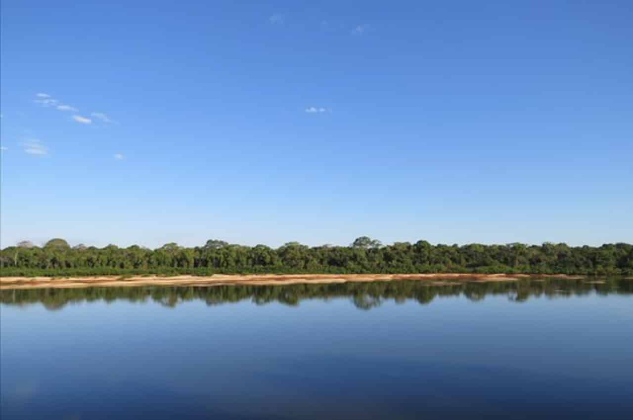 ilhas fluviais do brasil