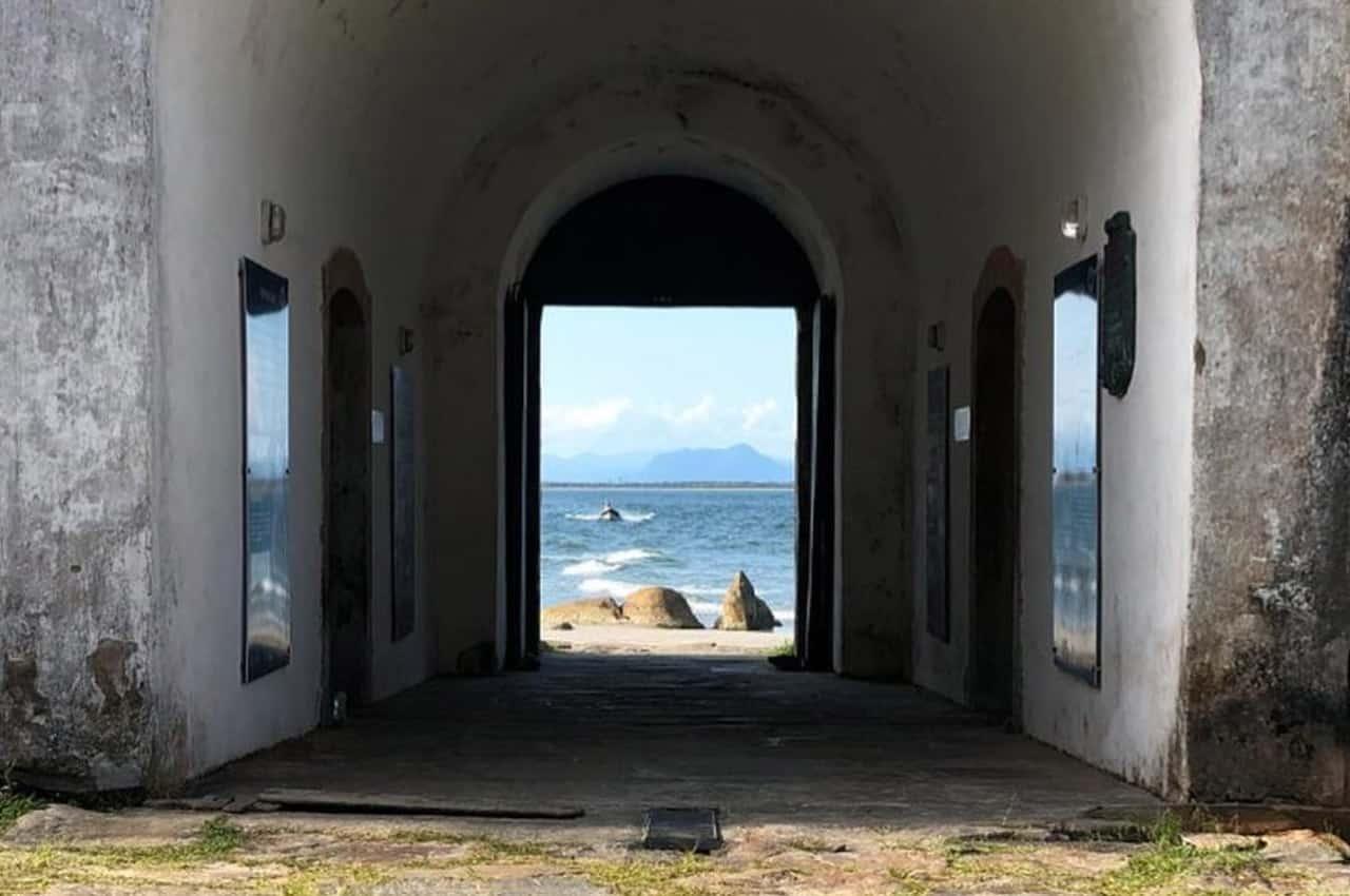 pontos turísticos da Ilha do Mel