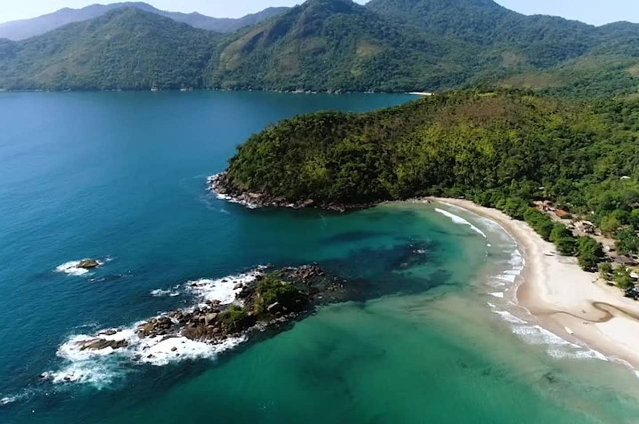 ilhas brasileiras ilhabela