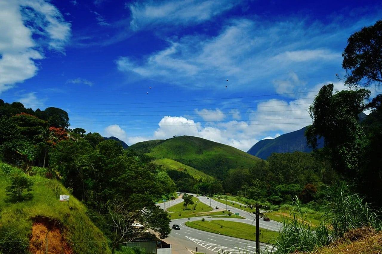 Lugares para viajar no Rio de Janeiro Itaipava