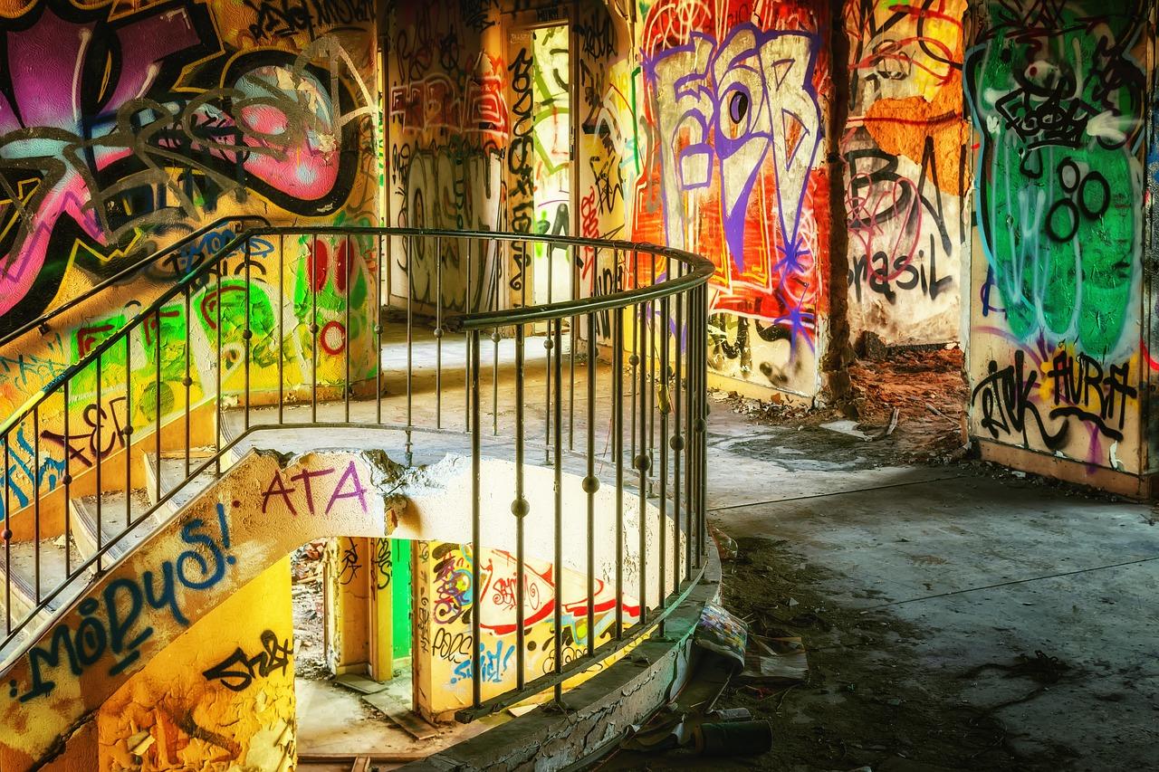 lugares abandonados segunda guerra mundial