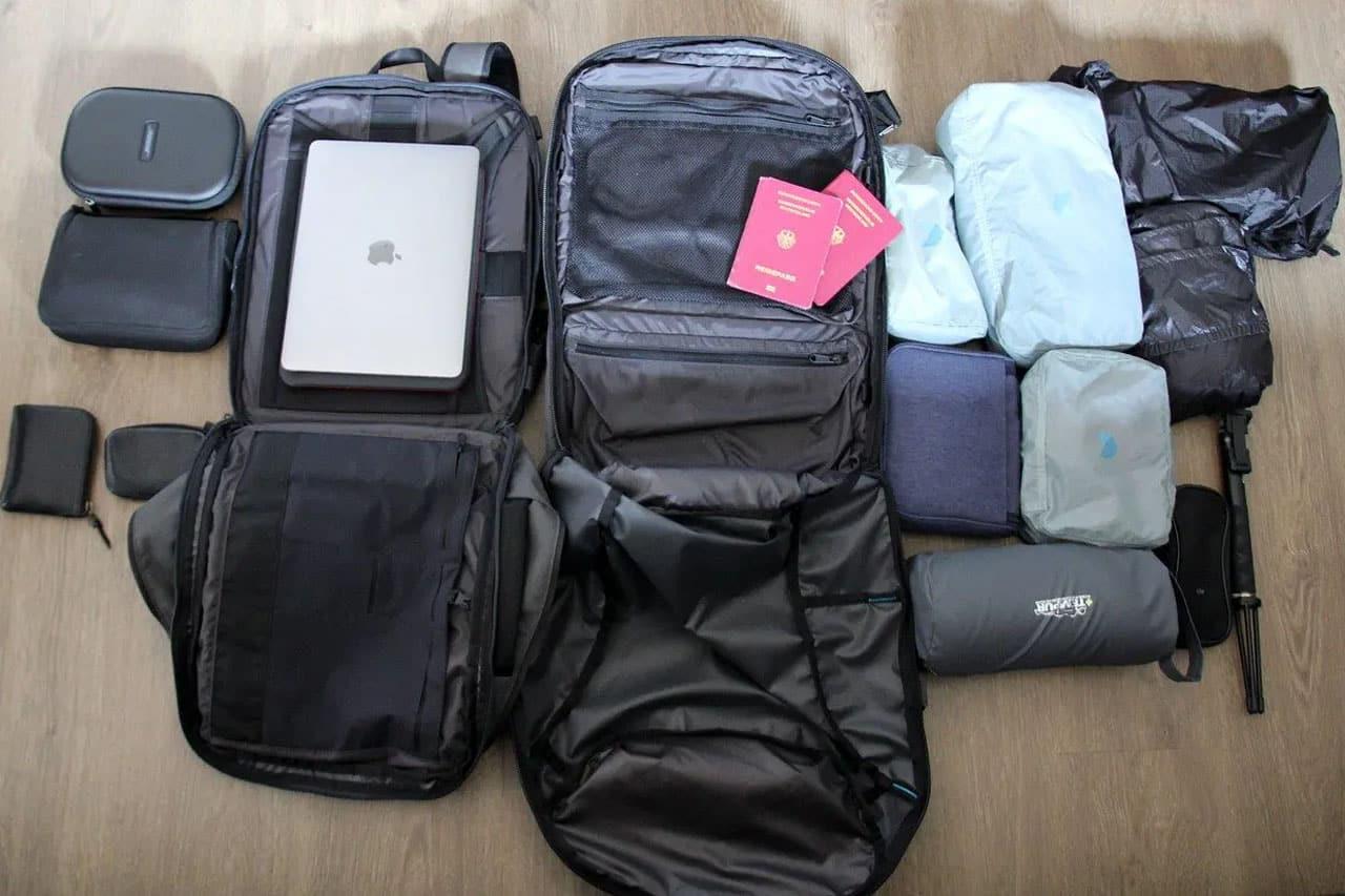 bagagem de mão comprar