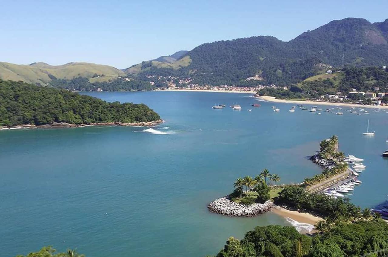 Lugares para viajar no Rio de Janeiro Mangaratiba