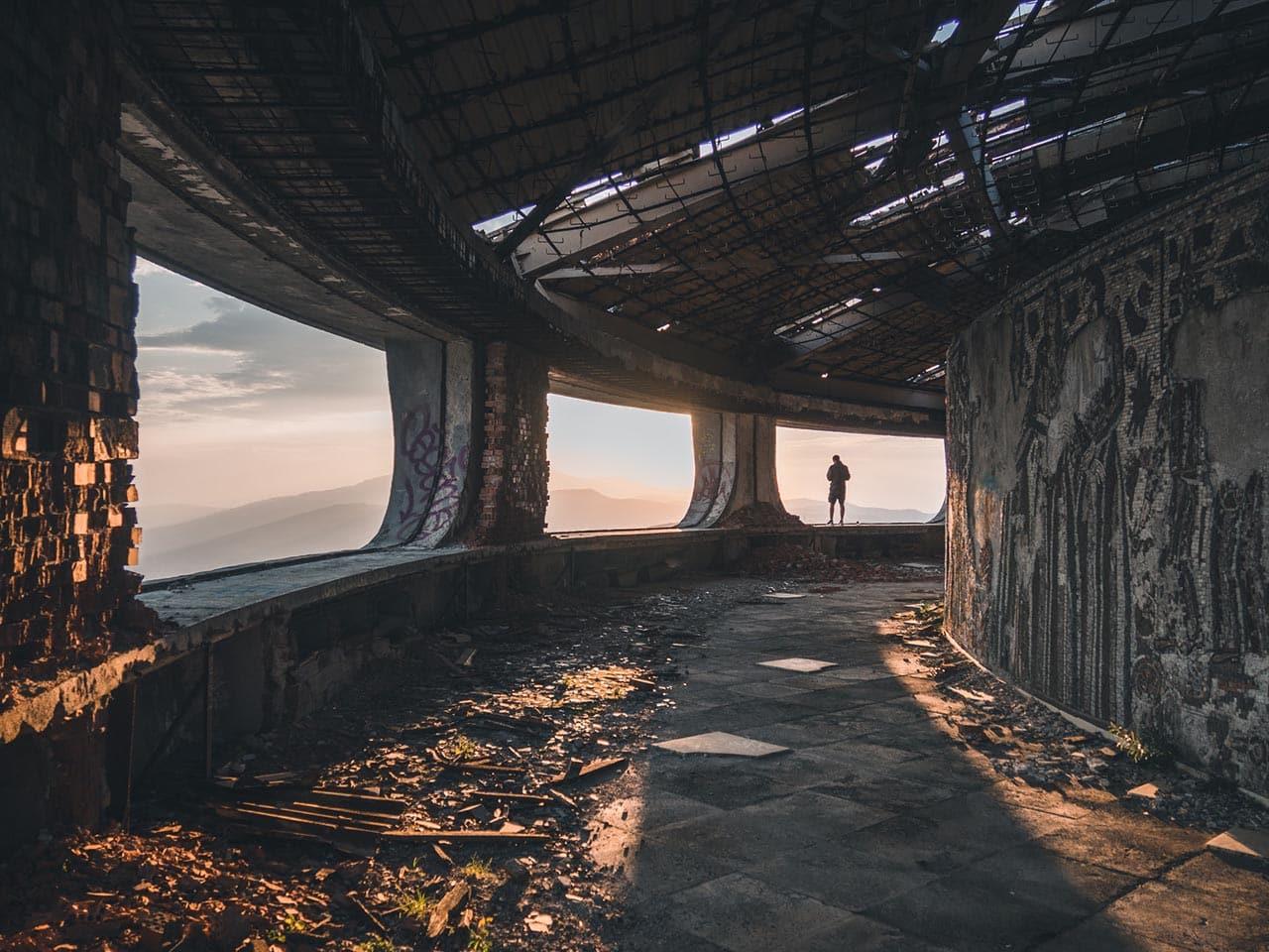 lugares abandonados na bulgária