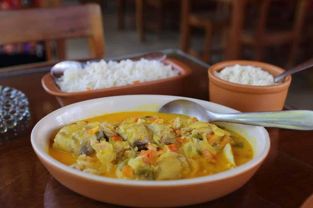 Ilha do Mel comidas típicas