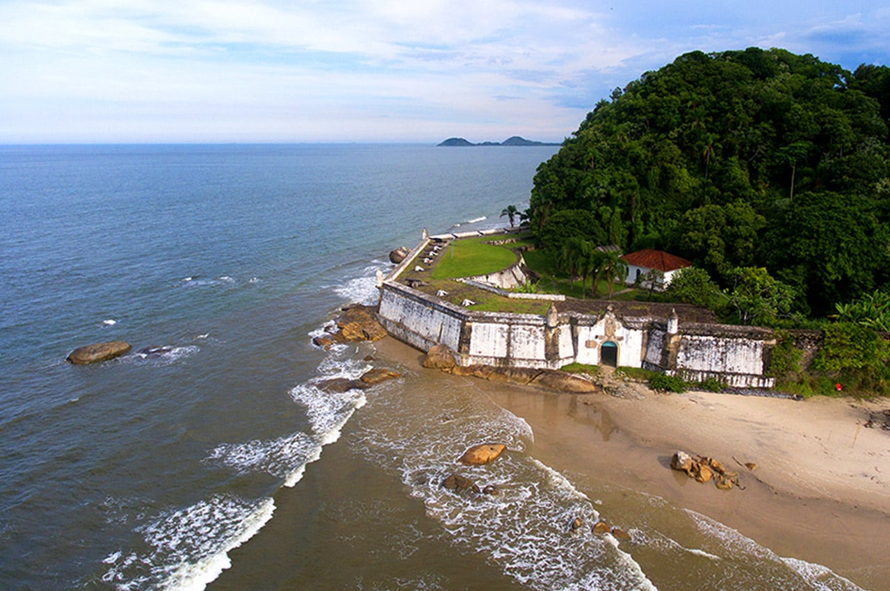 fortaleza ilha do mel