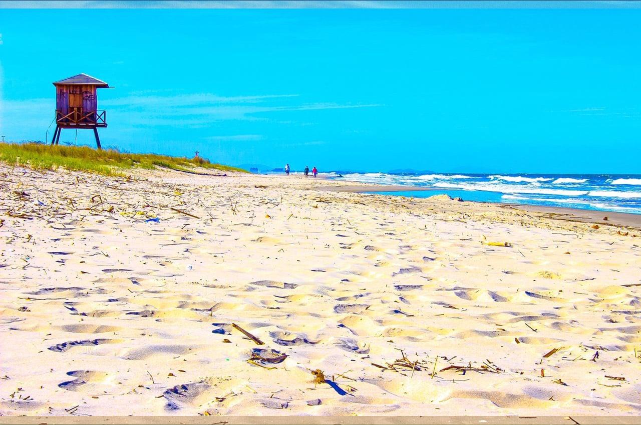 Praia de Leste Paraná