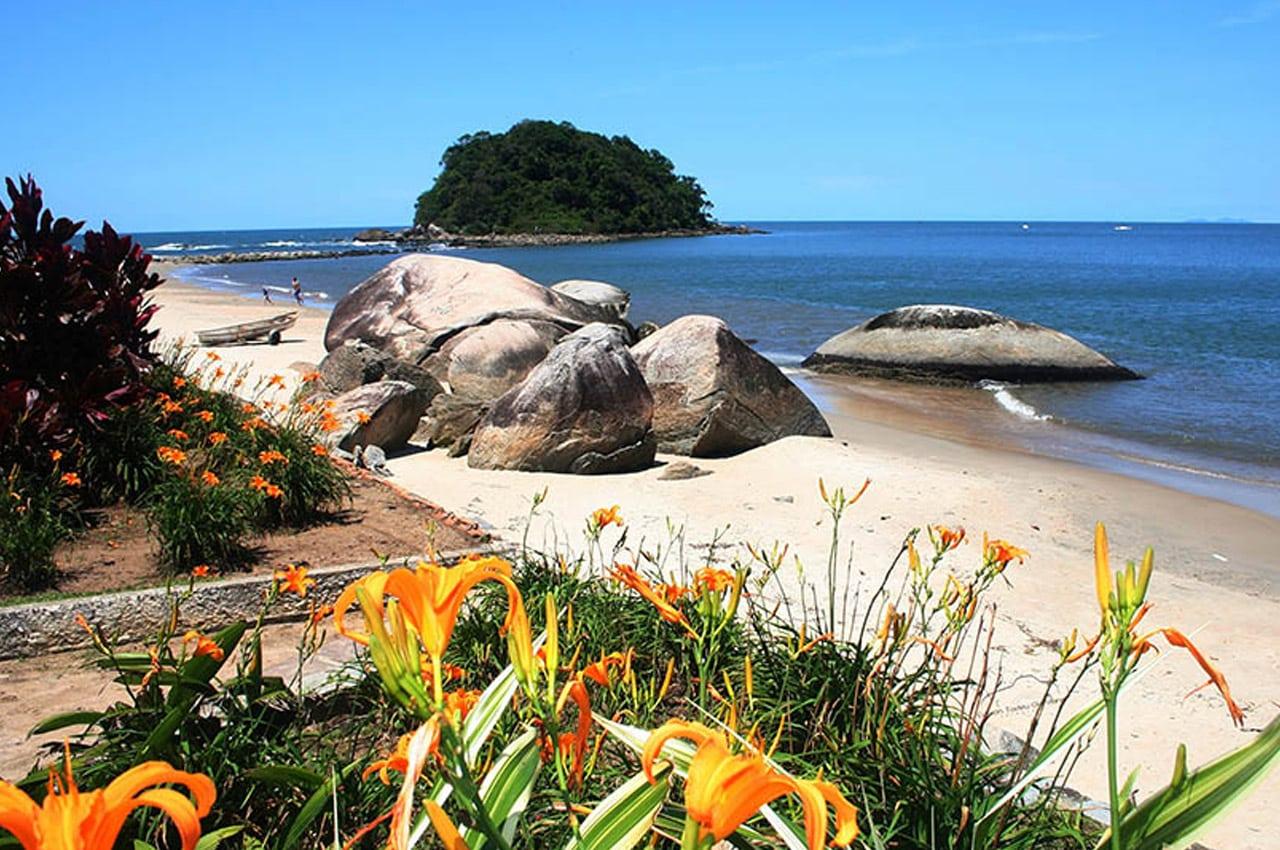 Praias do Paraná Caiobá