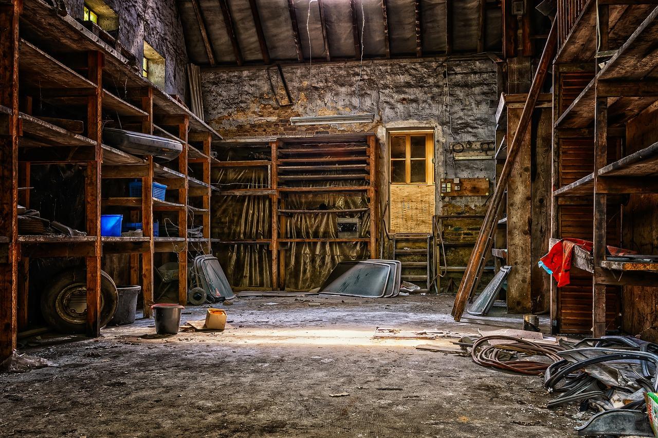 lugares abandonados assustadores