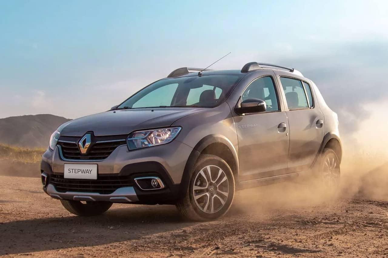 carros Renault para viajar