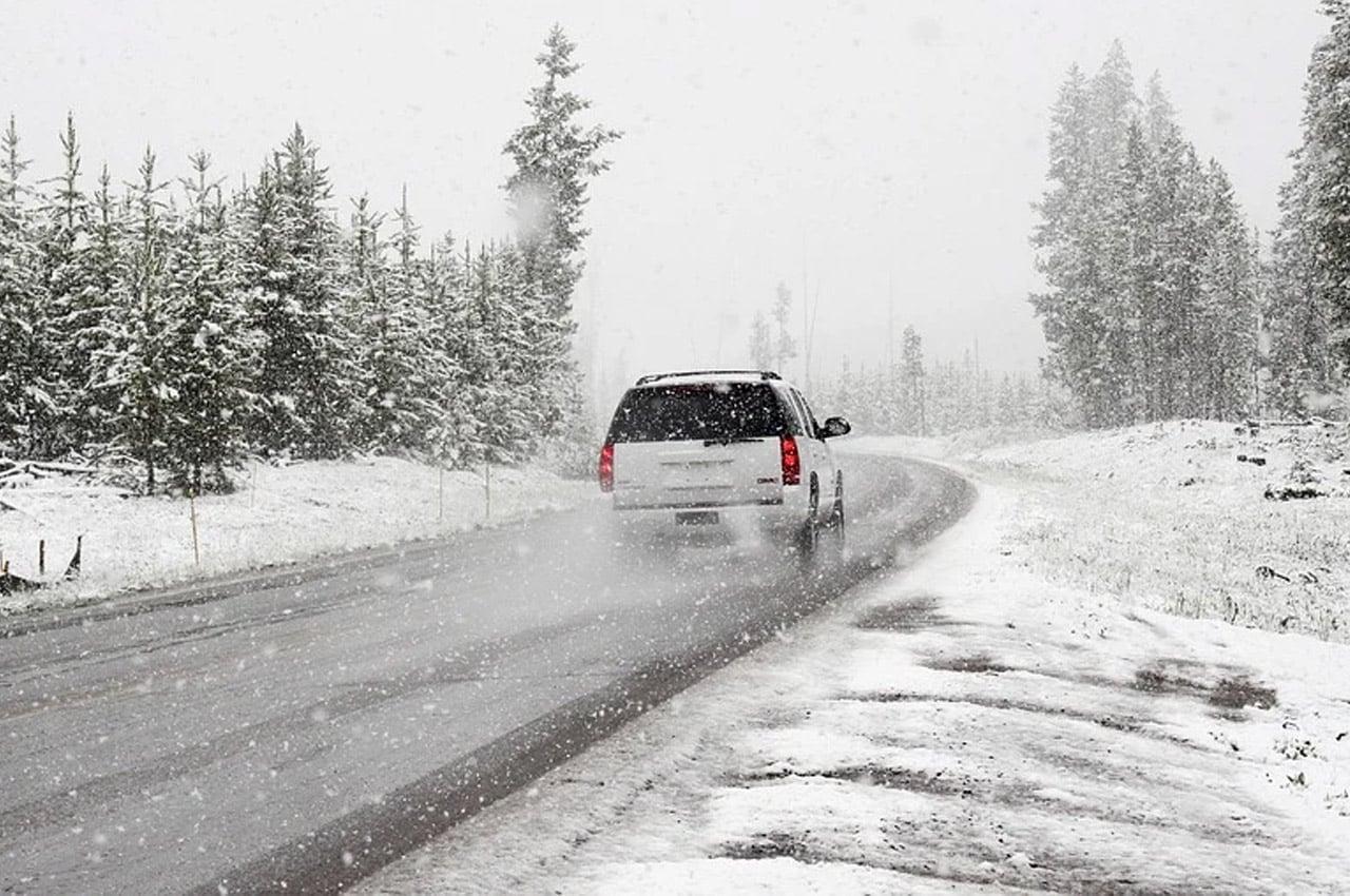 carros para viajar na neve