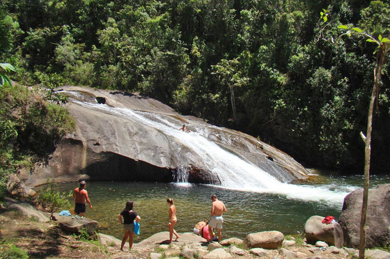 Cachoeiras no Rio de Janeiro