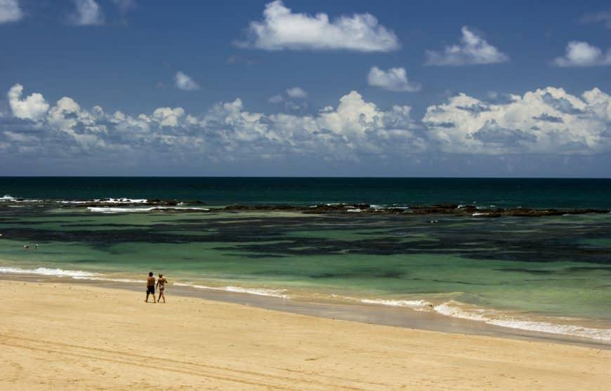 Praia do Cupe Pernambuco