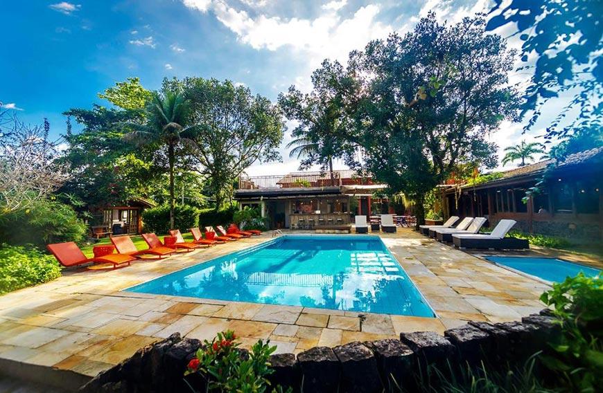 Quais são as melhores pousadas em Ubatuba?