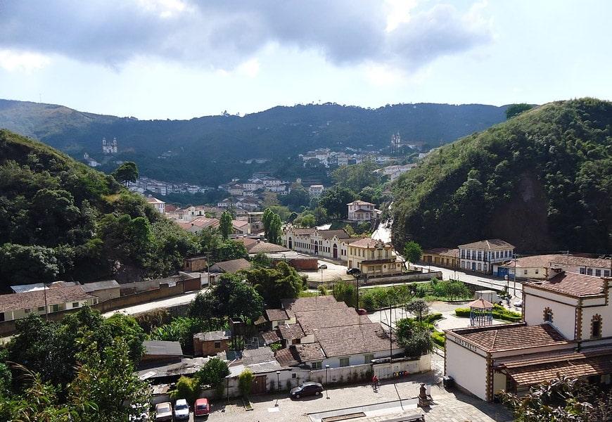 cidades turísticas de minas gerais