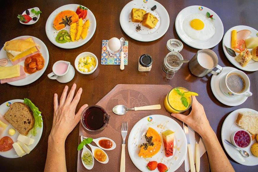 Pousada em Ubatuba com café da manhã