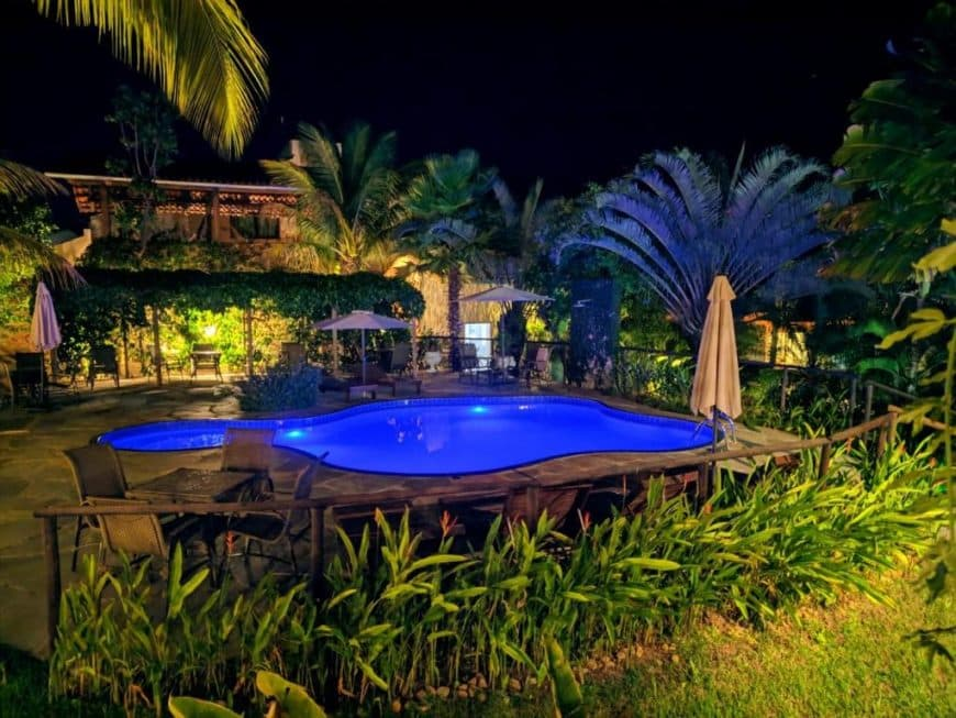 Pousadas em Pirenópolis com piscina