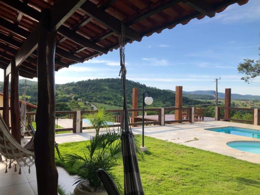 Pousadas em Pirenópolis com belas vistas