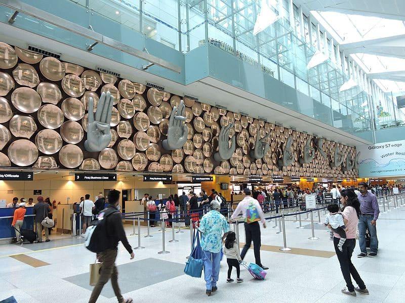 Aeroporto da Índia