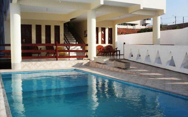 Quais pousadas em Fortaleza oferecem belas vistas?