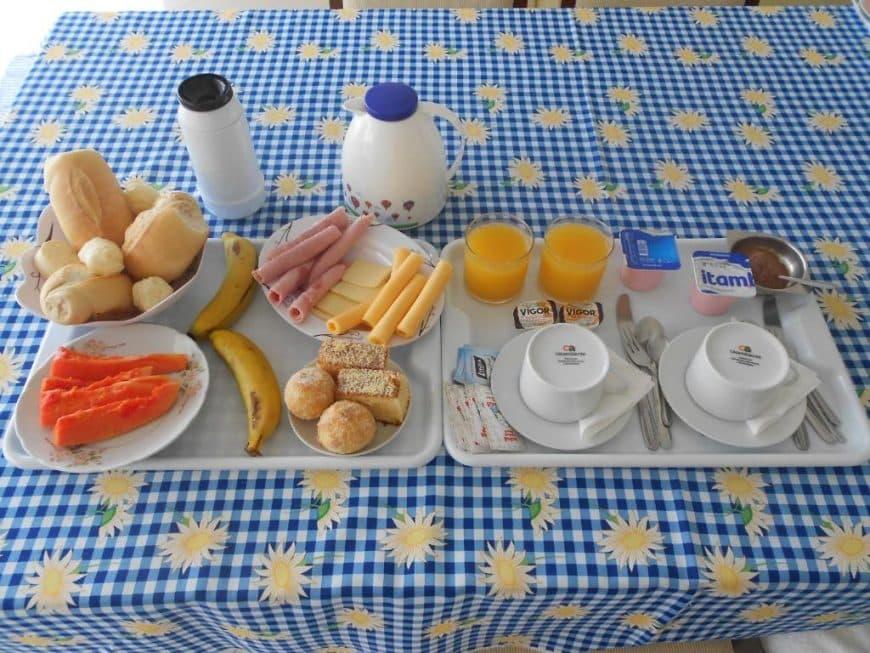 Pousadas no Guarujá com café da manhã