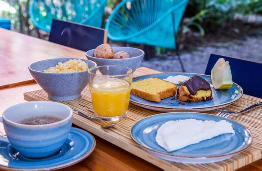 Pousadas em Maresias com café da manhã
