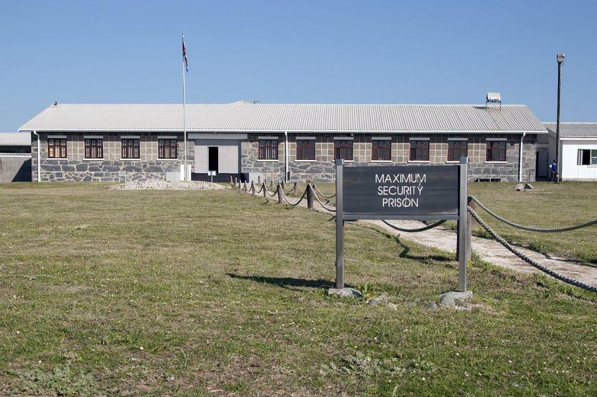Prisão de Robben Island