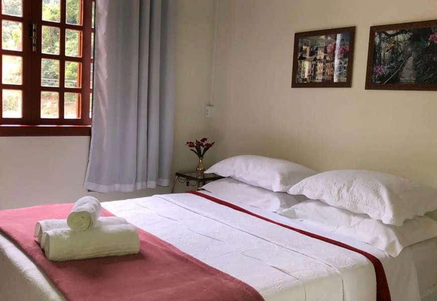 hotel barato em santa teresa es