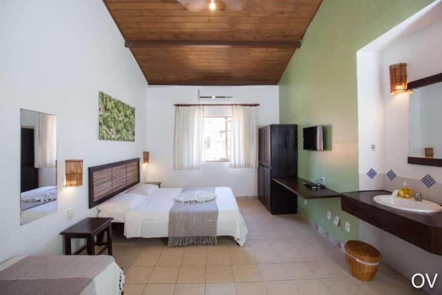 Dicas de hoteis Praia do Forte Bahia
