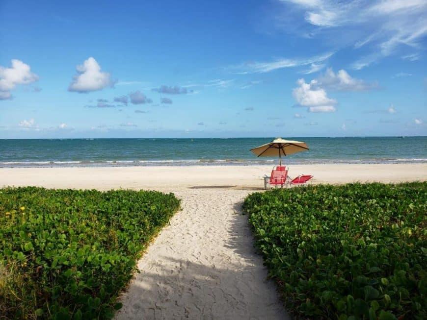 Pousada na Praia do Toque Alagoas