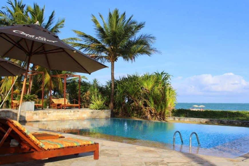 Hospedagem luxuosa em Milagres Alagoas