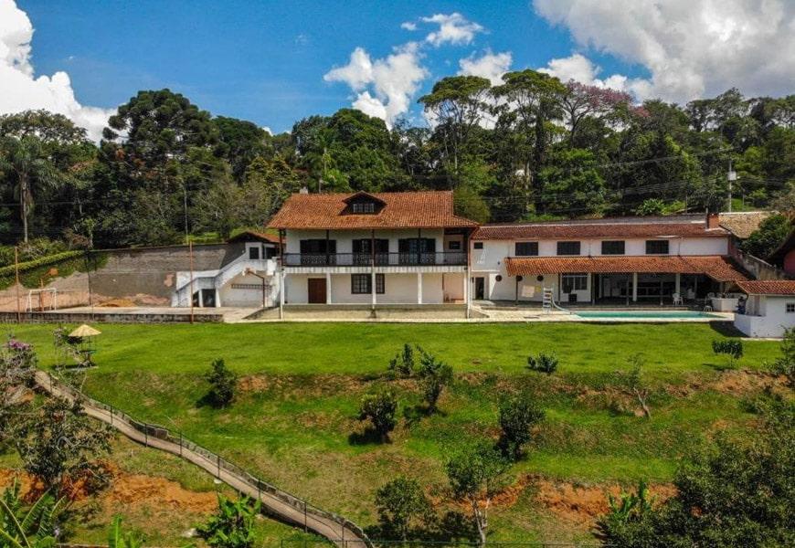 gest house teresópolis