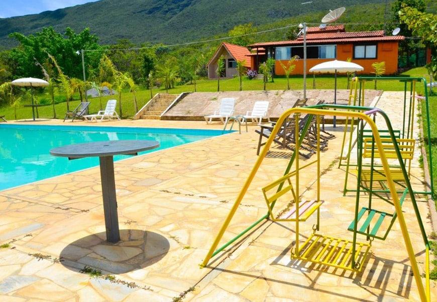 pousada serra do cipó com piscina aquecida