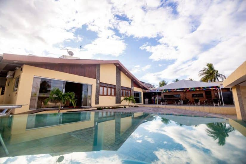 hoteis com piscina em juazeiro do norte