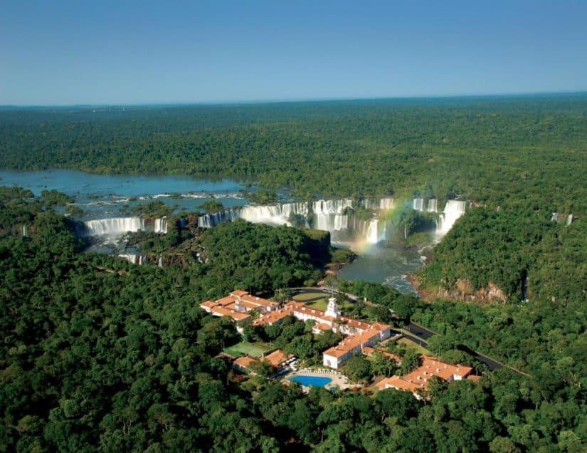 hotel perto das cataratas do iguacu
