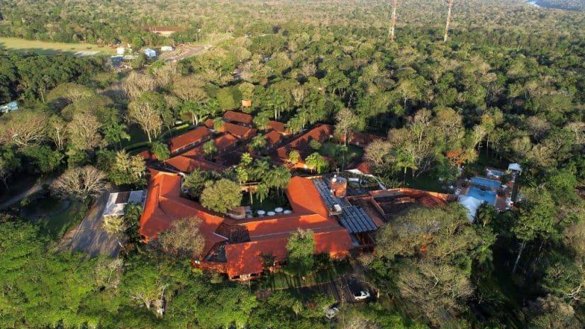 hotel fazenda em Foz do Iguacu