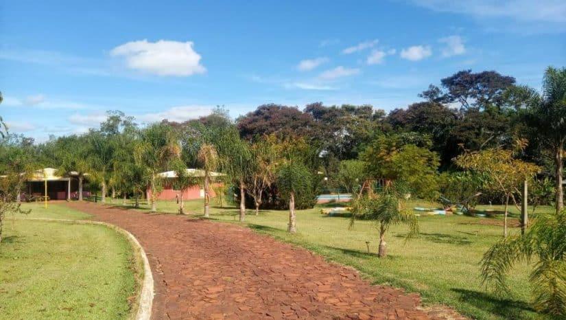 hotel fazenda foz do iguaçu