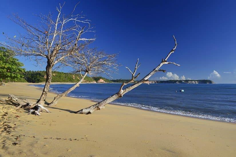 praias de caraíva