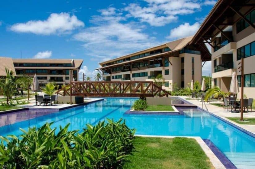 Qual resort ficar em Porto de Galinhas?