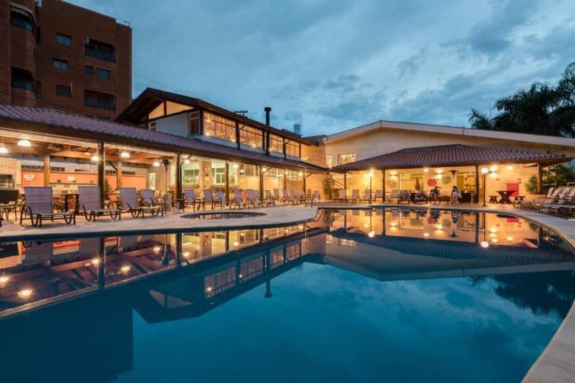 hotéis e pousadas em águas de são pedro