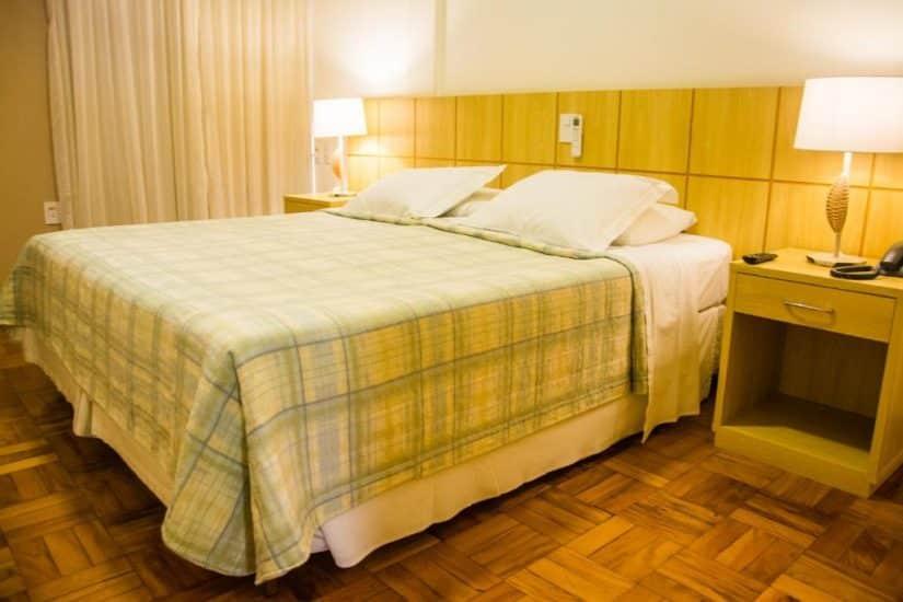 Lista dos hotéis em Serra Negra