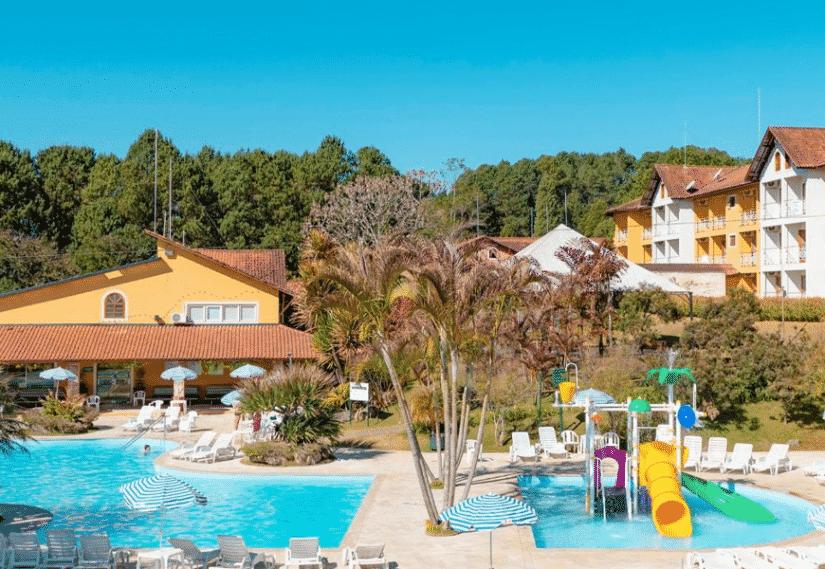 Resorts em Minas Gerais para família
